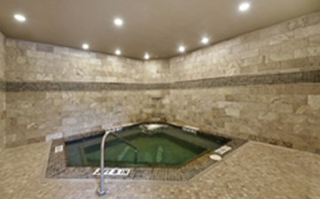 Hot Tub at Listing #279464