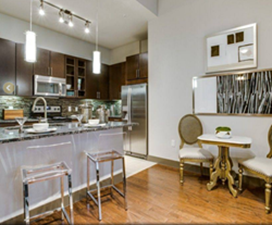 Dining/Kitchen at Listing #248122