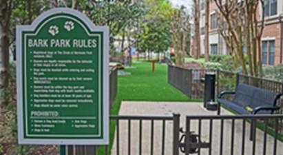Dog Park at Listing #145721