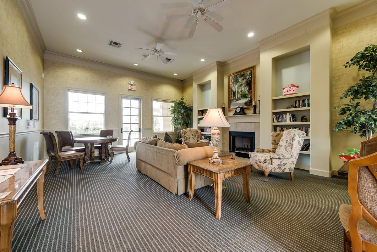Clubhouse at Listing #146358