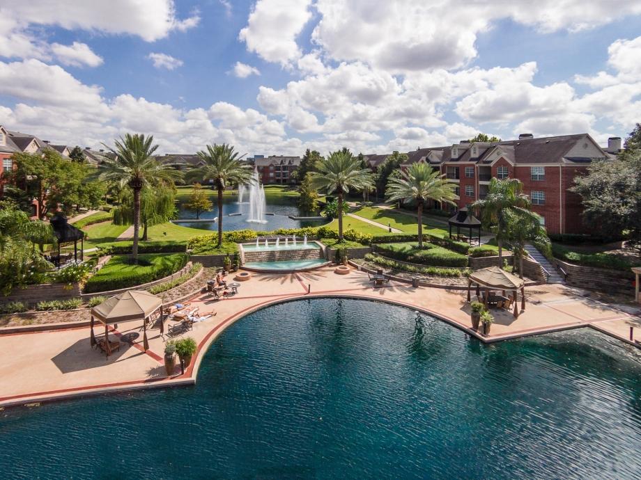 Camden Vanderbilt Apartments Houston TX