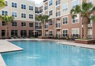 Pool at Listing #226489