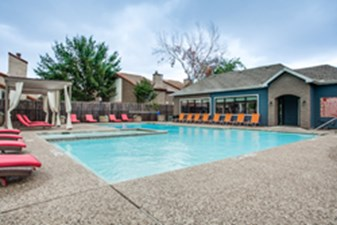 Pool at Listing #135658