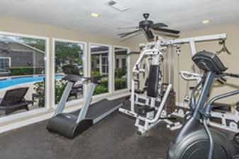 Fitness Center at Listing #139365