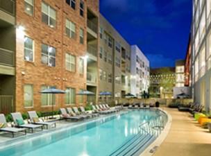 Pool at Listing #231586