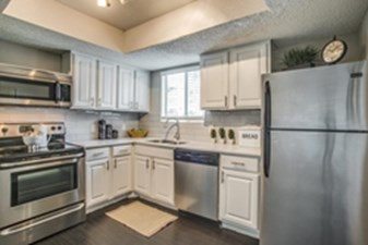 Kitchen at Listing #135931