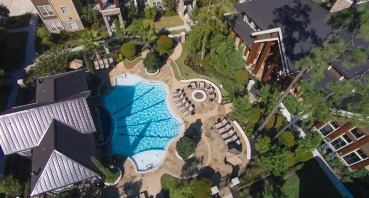 Aerial View at Listing #151552