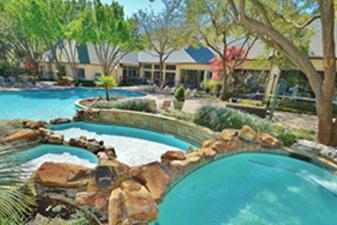 Pool at Listing #136636