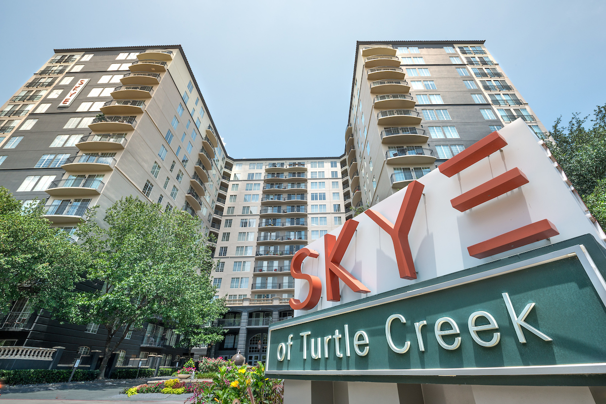 Skye of Turtle Creek Apartments Dallas TX