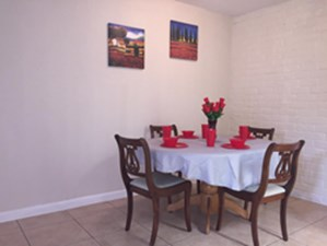 Dining at Listing #144459