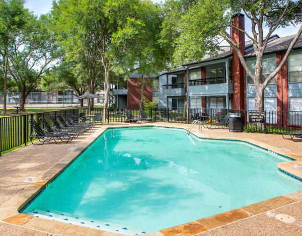 Pool at Listing #135794