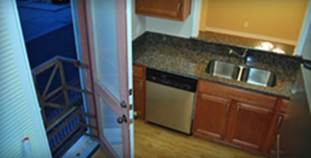 Kitchen at Listing #140394