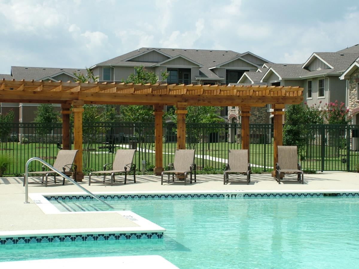 Pool Area at Listing #144091