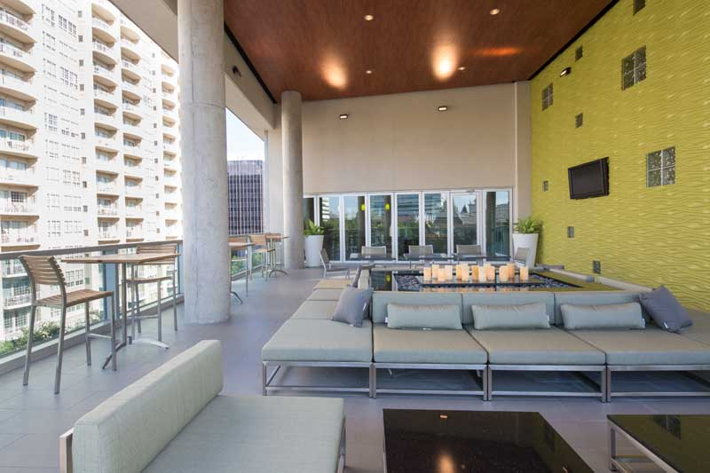 Lounge at Listing #245248