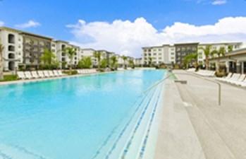 Pool at Listing #257435