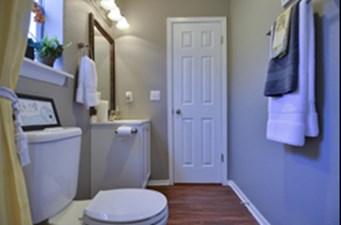 Bathroom at Listing #140940