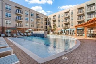 Pool at Listing #280412