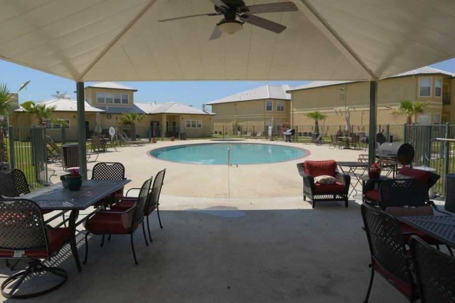 Pool at Listing #141435