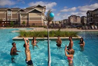 Pool at Listing #253803