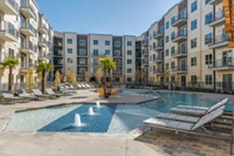 Pool at Listing #296186