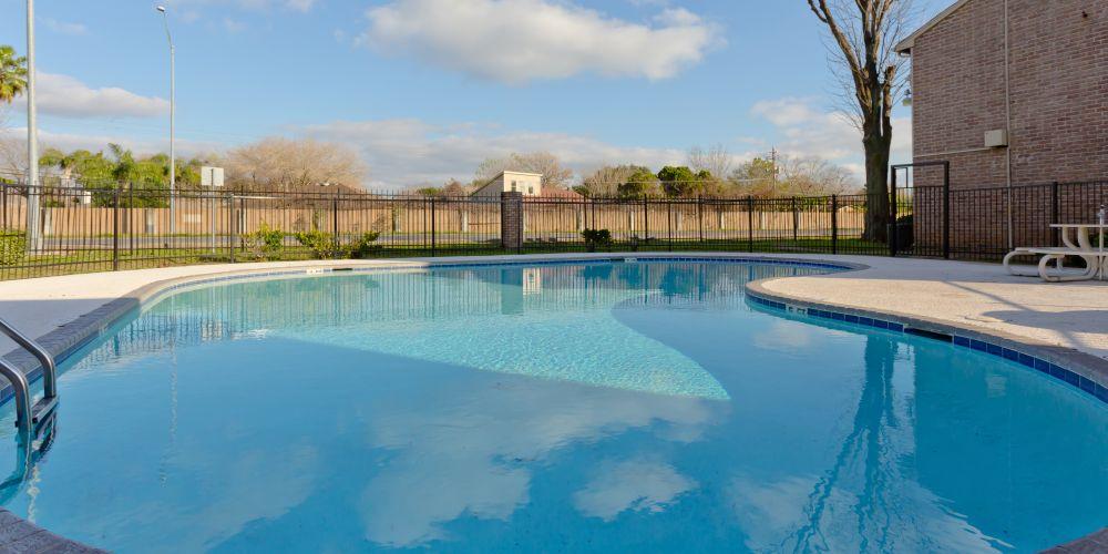 Pool at Listing #139878