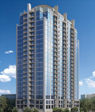 Skyhouse Austin at Listing #226167