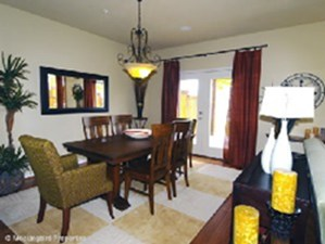 Dining Room at Listing #144888
