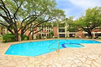 Pool at Listing #141184