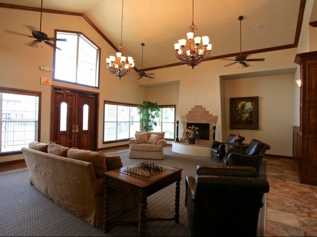Clubhouse at Listing #144352