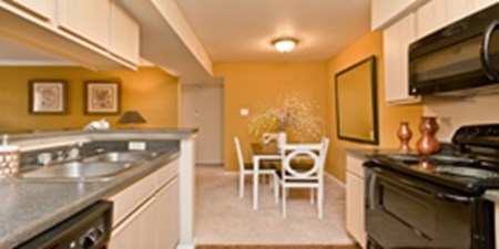 Dining/Kitchen at Listing #138940