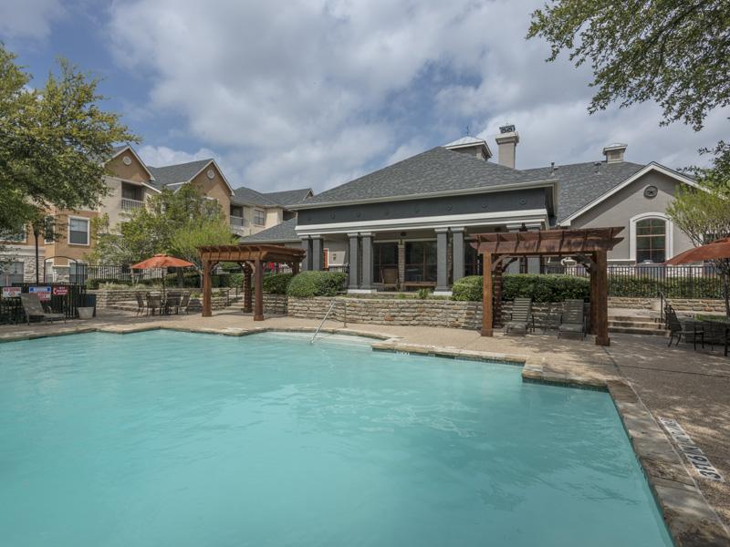 Pool at Listing #137458