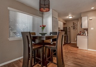 Dining/Kitchen at Listing #140218