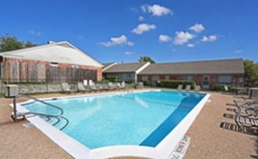 Pool at Listing #140502