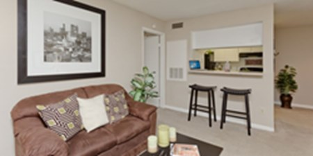 Living Room at Listing #138648