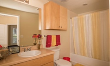 Bathroom at Listing #147696