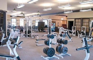 Fitness Center at Listing #140731