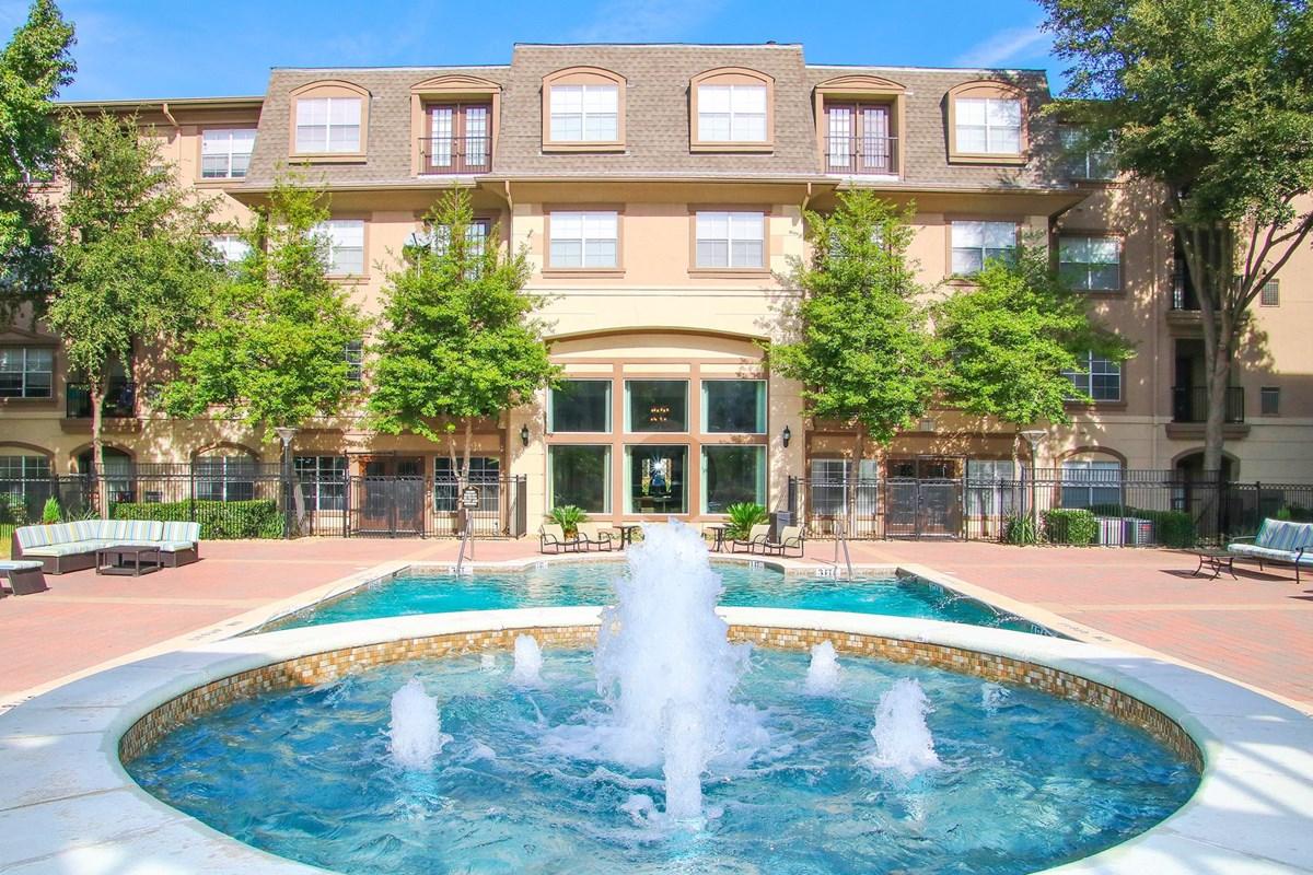 7900 at Park Central Apartments Dallas TX
