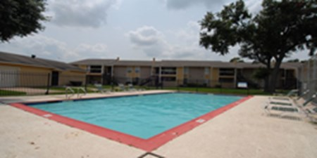Pool at Listing #138379