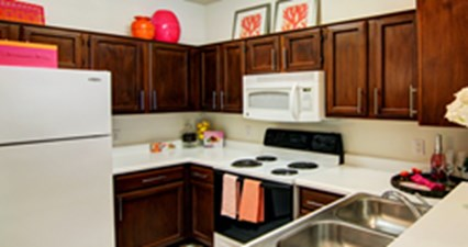 Kitchen at Listing #144419