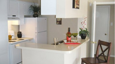 Kitchen at Listing #139952