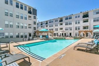 Pool at Listing #138048