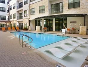 Pool at Listing #239569