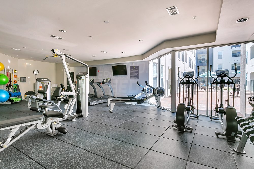 Fitness at Listing #138048