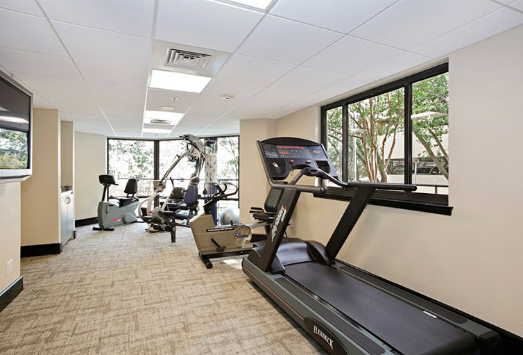 Fitness Center at Listing #147794