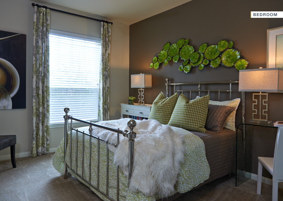 Bedroom at Listing #260399