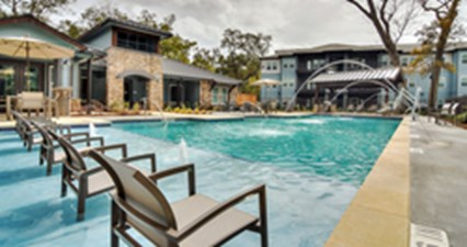 Pool at Listing #286305