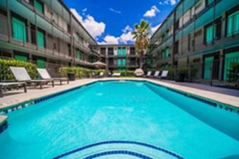 Pool at Listing #140555