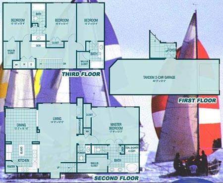 2,274 sq. ft. D3A Sirus floor plan