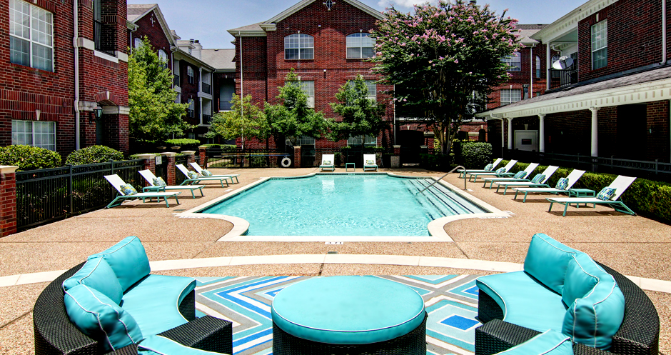 Tuscany on Bering Apartments Houston TX
