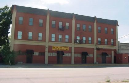 Cedar Park Lofts Apartments Dallas TX